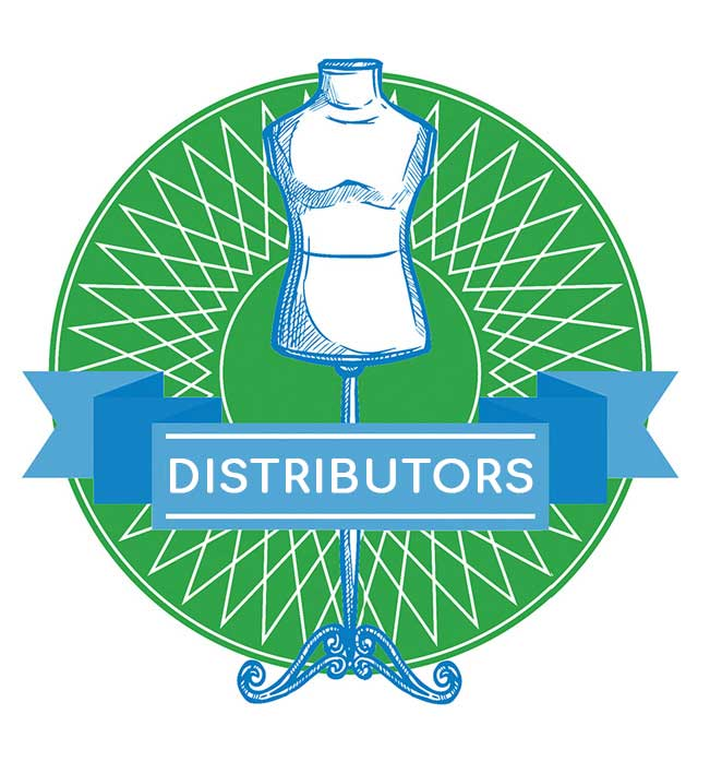 Distributors of accessories and equipment for sewing machines
