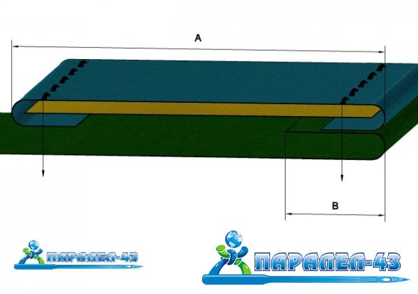 product scheme Attachment with additional strip