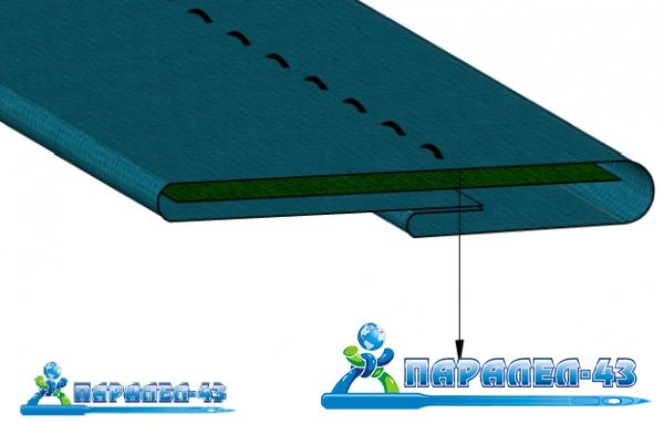 product scheme Special upholstery attachment
