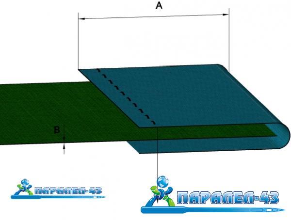 схема за продукт Водач за единично обточване за права машина