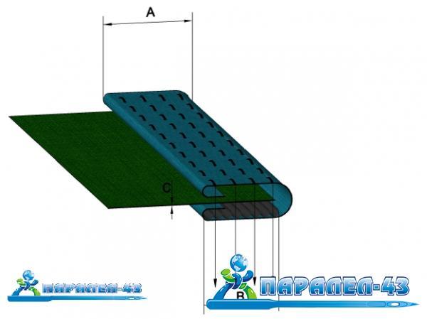 product scheme Belt funnel attachment