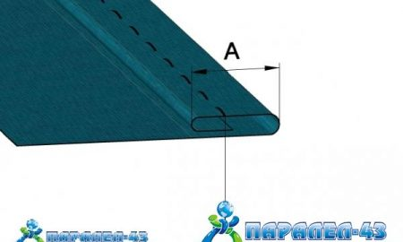 Double hem attachment for straight stitch sewing machines