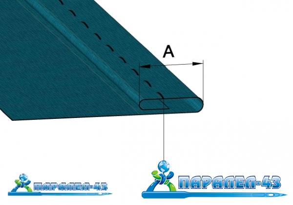 product scheme Double hem attachment for straight stitch sewing machines