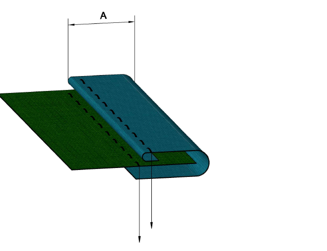 product scheme One-sided binding formings attachment for binding machines