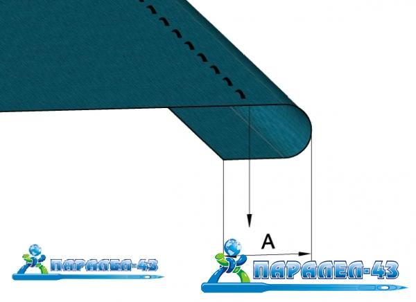 product scheme Single hem attachment for straight stitch sewing machines